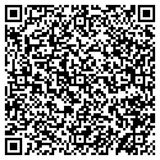 QR-код с контактной информацией организации ЮНЫЙ ГЕОЛОГ ЗАО