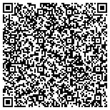 QR-код с контактной информацией организации ОБКОМ ПРОФСОЮЗА РАБОТНИКОВ НАРОДНОГО ОБРАЗОВАНИЯ ТЮМЕНСКИЙ