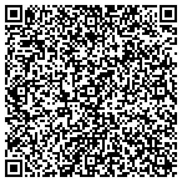 QR-код с контактной информацией организации ЦЕНТР ЭСТЕТИЧЕСКОГО ВОСПИТАНИЯ В ДОМЕ БУРКОВА