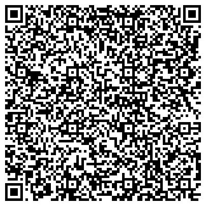 QR-код с контактной информацией организации УПРАВЛЕНИЕ РОСНЕДВИЖИМОСТИ ПО ЧЕЛЯБИНСКОЙ ОБЛАСТИ, ТЕРРИТОРИАЛЬНЫЙ ОТДЕЛ №6