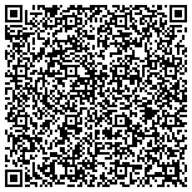 QR-код с контактной информацией организации АЭРОНАВИГАЦИЯ СЕВЕРА СИБИРИ ЮГОРСКИЙ ЦЕНТР ОВД