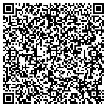 QR-код с контактной информацией организации АВТОРЕСУРС МАГАЗИН, ФИЛИАЛ