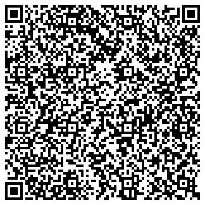QR-код с контактной информацией организации ВОЕННЫЙ КОМИССАРИАТ МЕТАЛЛУРГИЧЕСКОГО РАЙОНА