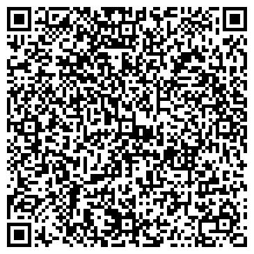 QR-код с контактной информацией организации ВОЕННЫЙ КОМИССАРИАТ КУРЧАТОВСКОГО РАЙОНА