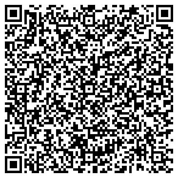 QR-код с контактной информацией организации ПОЖАРНАЯ ЧАСТЬ № 34 ОАО 'ЧМК'