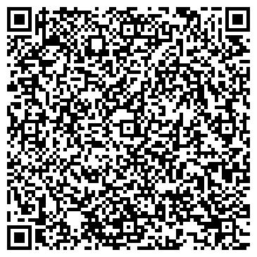 QR-код с контактной информацией организации БИБЛИОТЕКА ЦЕНТРАЛЬНАЯ РАЙОННАЯ ГЛУССКАЯ