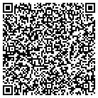 QR-код с контактной информацией организации БЫТУСЛУГИ ГЛУССКОЕ УКП