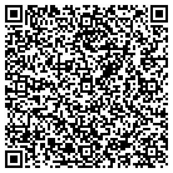 QR-код с контактной информацией организации ЛЕСНИЧЕСТВО ГЛУССКОЕ