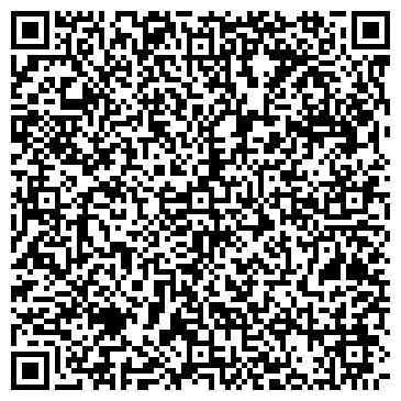 QR-код с контактной информацией организации №115 МОУ КУРЧАТОВСКОГО РАЙОНА