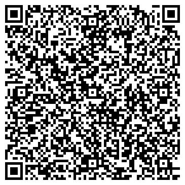 QR-код с контактной информацией организации №121 СРЕДНЯЯ ОБЩЕОБРАЗОВАТЕЛЬНАЯ ШКОЛА МОУ