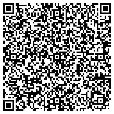 QR-код с контактной информацией организации №141 СРЕДНЯЯ ОБЩЕОБРАЗОВАТЕЛЬНАЯ ШКОЛА МОУ