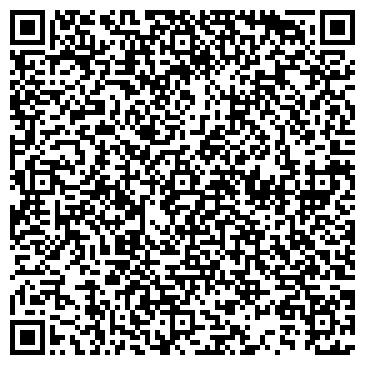 QR-код с контактной информацией организации ЦЕНТРАЛЬНАЯ ДЕТСКАЯ ШКОЛА ИСКУССТВ МУДОД