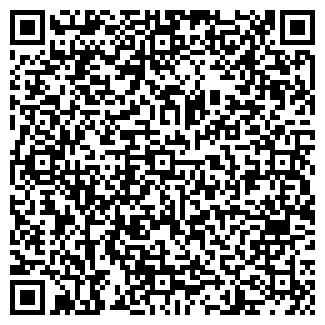 QR-код с контактной информацией организации РЕСТОРАН ЦНА