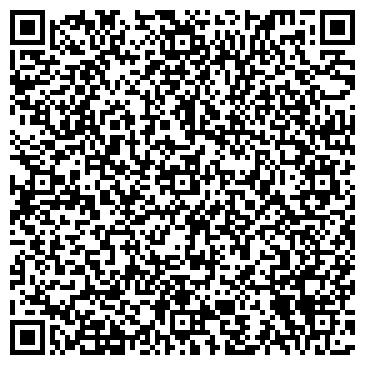 QR-код с контактной информацией организации ЦЕНТР МЕДИЦИНСКОЙ РЕАБИЛИТАЦИИ ПРАЛЕСКА ДЕТСКИЙ