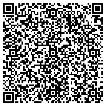 QR-код с контактной информацией организации ТОПОРОФФ