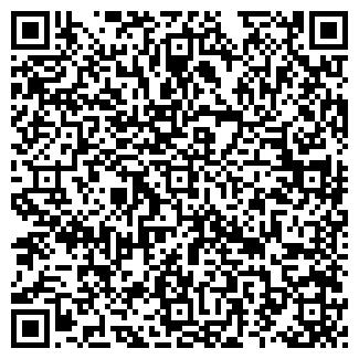 QR-код с контактной информацией организации ЧООО ВОИ