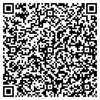 QR-код с контактной информацией организации АЛЕНА ПКФ ООО