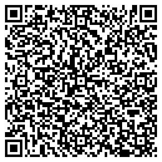 QR-код с контактной информацией организации АЛЮМ ОДО