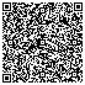 QR-код с контактной информацией организации КАПРИЧЧИО