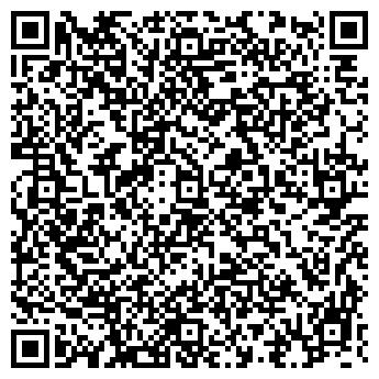 QR-код с контактной информацией организации ГАЛАНТЕРЕЯ КУОТП