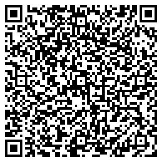 QR-код с контактной информацией организации МЕГА-В ЧУП