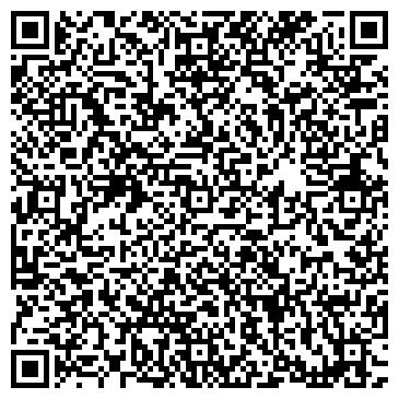 QR-код с контактной информацией организации БИБЛИОТЕКА ЦЕНТРАЛЬНАЯ РАЙОННАЯ БЫХОВСКАЯ