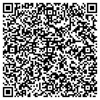 QR-код с контактной информацией организации РЕСТОРАН БЕРЕЗКА