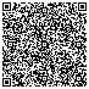 QR-код с контактной информацией организации ТУРИСТИЧЕСКИЙ КОМПЛЕКС БРЕСТ-ИНТУРИСТ
