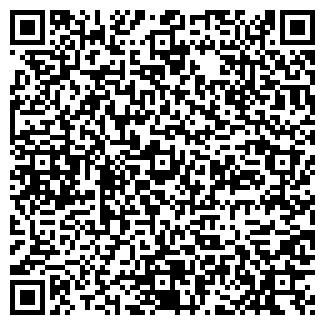 QR-код с контактной информацией организации ПЛАНЕТА ФИТНЕСС