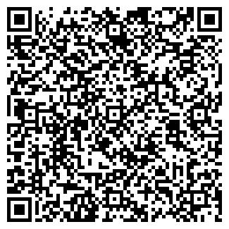 QR-код с контактной информацией организации МЕКОМ