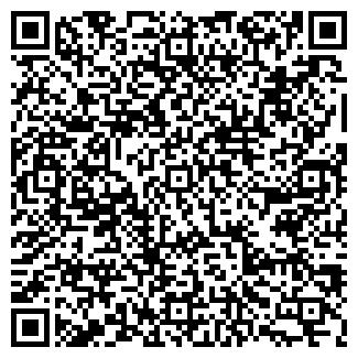 QR-код с контактной информацией организации ИВА ЧУП