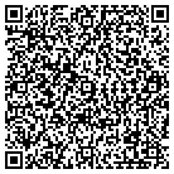 QR-код с контактной информацией организации АСТЕРИСК ИЧПУП