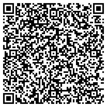 QR-код с контактной информацией организации ДАФ-МЕД