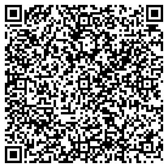QR-код с контактной информацией организации ЗАО БРК