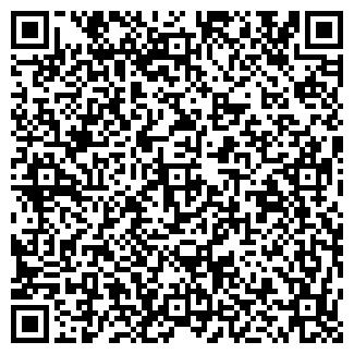 QR-код с контактной информацией организации ДУФРИ БЕЛ СЗАО