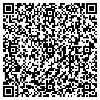 QR-код с контактной информацией организации МОДЕСТ ООО