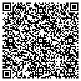 QR-код с контактной информацией организации НАДЕЖДА ПУЧП