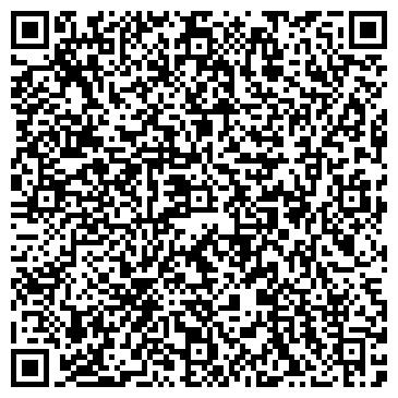QR-код с контактной информацией организации ПИНСКДРЕВ ЗАО ПРЕДСТАВИТЕЛЬСТВО ЗВЕЗДОЧКА