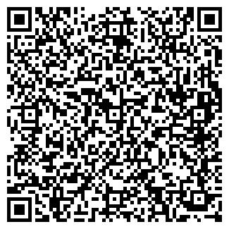QR-код с контактной информацией организации САНДАЛ ОАО