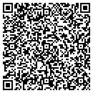 QR-код с контактной информацией организации ТРИС НПФ ООО
