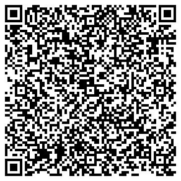QR-код с контактной информацией организации ЗАВОД ХРУСТАЛЬНЫЙ Г.БОРИСОВСКИЙ ПРУП