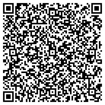 QR-код с контактной информацией организации ЮНОСТЬ ДОМ СПОРТА