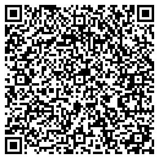 QR-код с контактной информацией организации МЕГАПОЛИС-ТРЭЙД