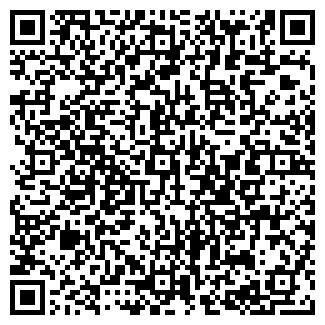 QR-код с контактной информацией организации АВТОБАЗА