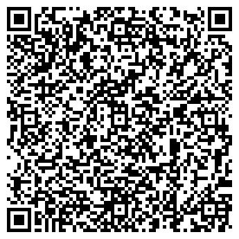 QR-код с контактной информацией организации АНО МОЛВА
