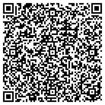 QR-код с контактной информацией организации ПОЛИГРАФИЧЕСКИЕ УСЛУГИ