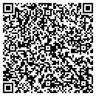 QR-код с контактной информацией организации C.R. CLUB