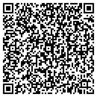 QR-код с контактной информацией организации ВИДЕОКЛУБ