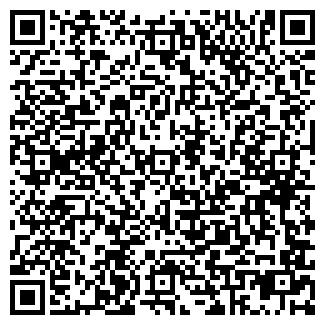 QR-код с контактной информацией организации СИНТЕЗ, ЗАО