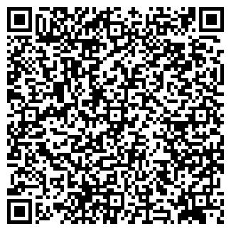 QR-код с контактной информацией организации АВАНПОСТ